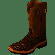 Men's Twisted X Lite Cowboy Cayman Work Boot MLCA003