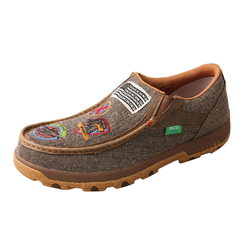 Men's VFW Slip-On Driving Moc with CellStretch MXC0010