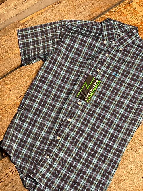 Men's Cinch Arena Flex Short Sleeve Button Up 4067