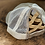 Thumbnail: Race Ranch Distressed Olive Green / Khaki- Ponytail Hat