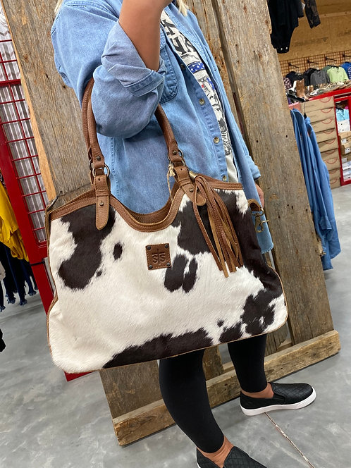 STS Classic Cowhide Hobo