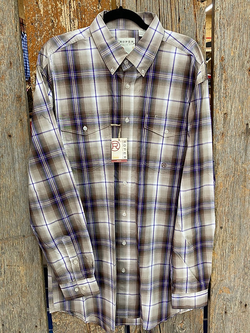 Men's Roper Button up 6061