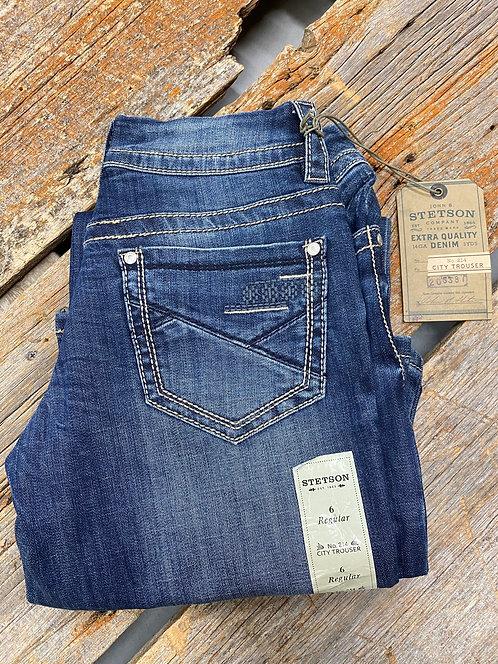 Stetson Women's Jeans 0320
