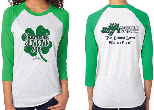 Shamrock Showdown shirt