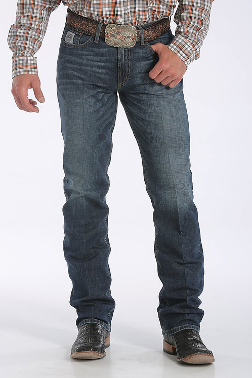 Cinch Mens - BLACK LABEL 2.0 JEANS - MEDIUM STONEWASH
