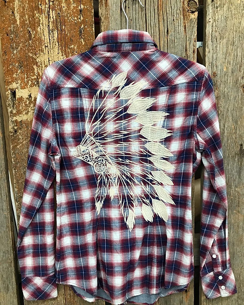 Indian flannel