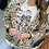 Thumbnail: Button Down Leopard Jean Jacket