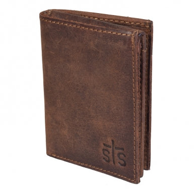 STS - Foreman - Tri-Fold Men's Wallet
