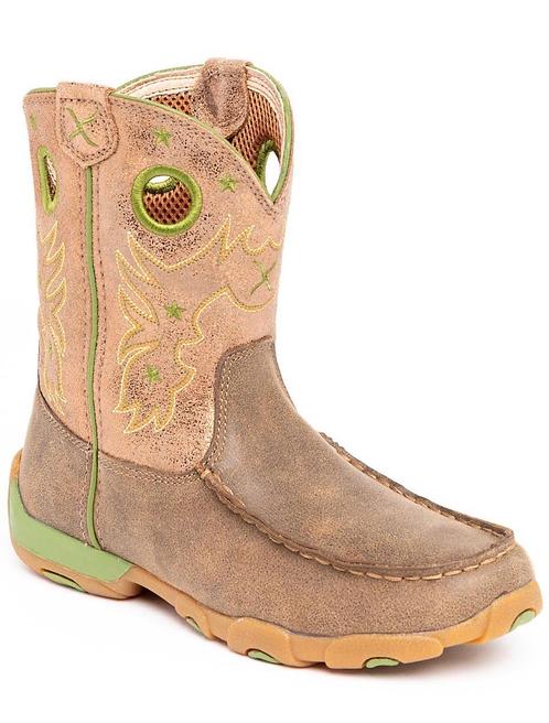 Kid's Western Boots YDB003