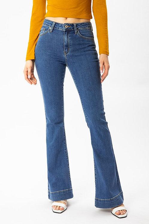 KanCan - High Rise Flare Jeans - KC8411M