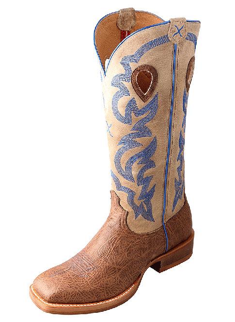 Men's Buckaroo Boot – Crazy Horse Shoulder/Cream MBKL012