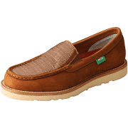 Twisted X Casual Shoes Mens Leather Slip On MCA0037