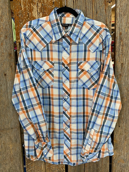 Men's TinHaul Button Up 357