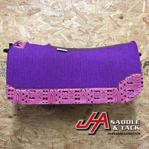 Pink Barrel Saddles