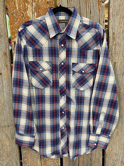 Men's Roper Button up 6006