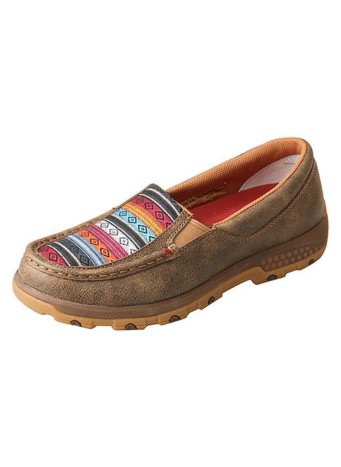 Women's Slip - On Driving Moc WXC005