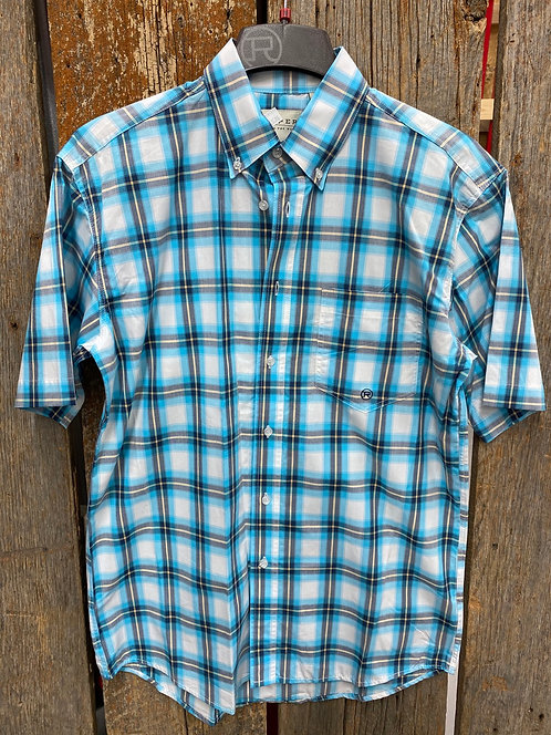 Roper Short Sleeve Button Up