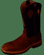 MLCS006 Men's Twisted X Lite Cowboy Work Steel Toe Boots