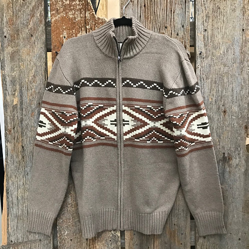Stetson Zipup Sweater
