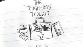 """What's in your """"Tough-Day"""" Toolkit?"""