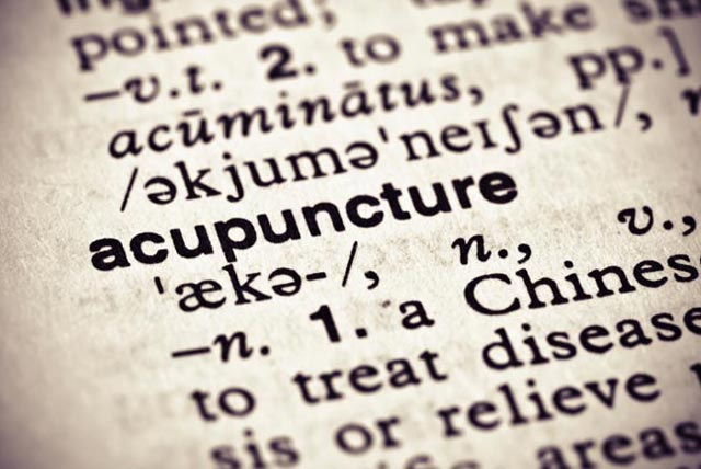 Acupuncture: The Basics