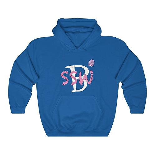 Start Small Win Big Logo Unisex Heavy Blend™ Hooded Sweatshirt