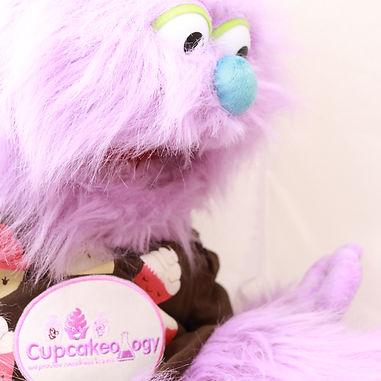 Cupcakeology mascot