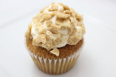 Cinnamon Toast Crunch Cupcake