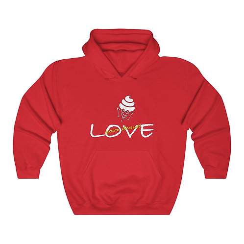LOVE Your Brand Unisex Heavy Blend™ Hooded Sweatshirt