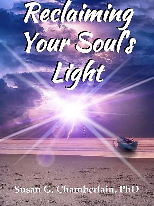 "Book: ""Reclaiming Your Soul's Light"""