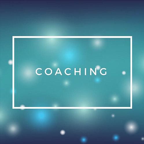Coaching/ Teleseminar (phone)