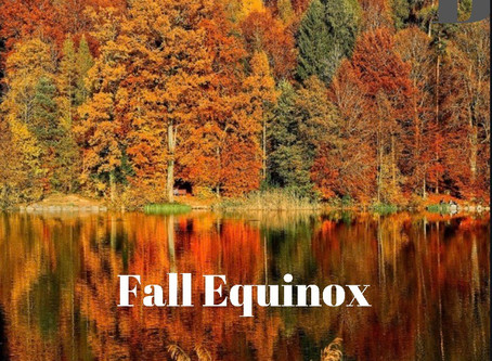 "Soul Transformation 9/22/20 ""Fall Equinox"""