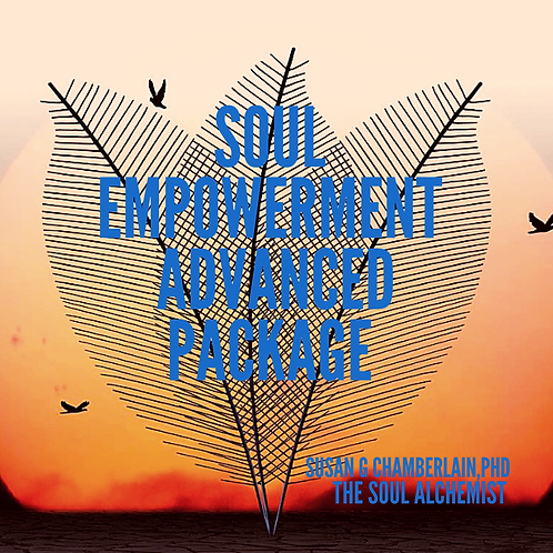 Soul Empowerment Advanced Package VIP - Soul Energy Therapy