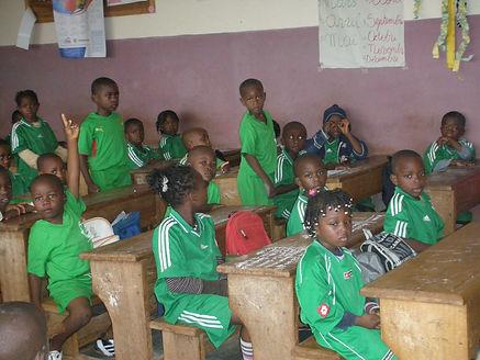 Ecole en Afrique -School in Africa
