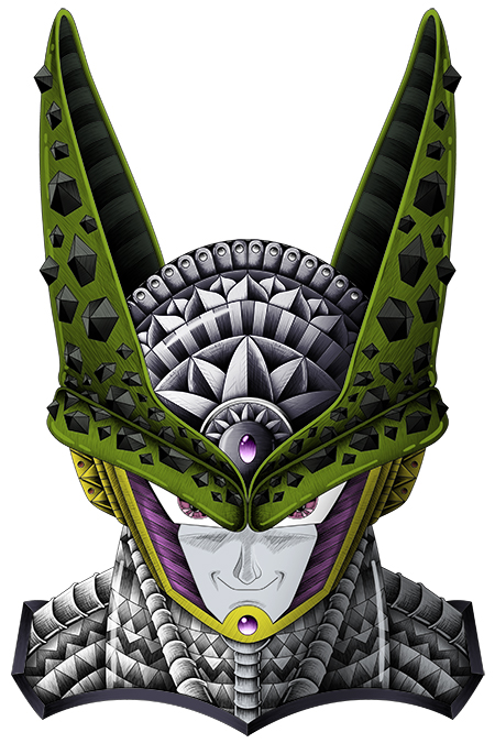 Ornate Cell (DBZ)