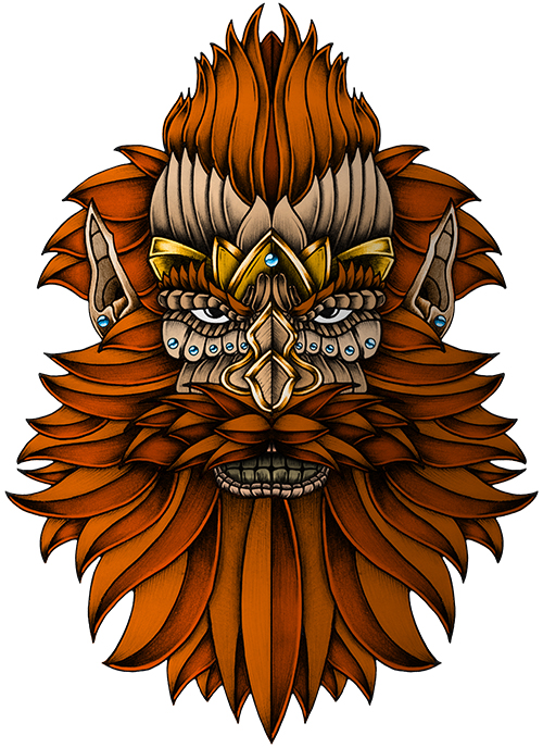 Ornate Dwarf