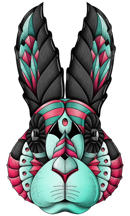 Ornate Rabbit