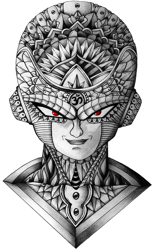 Ornate Frieza (DBZ)