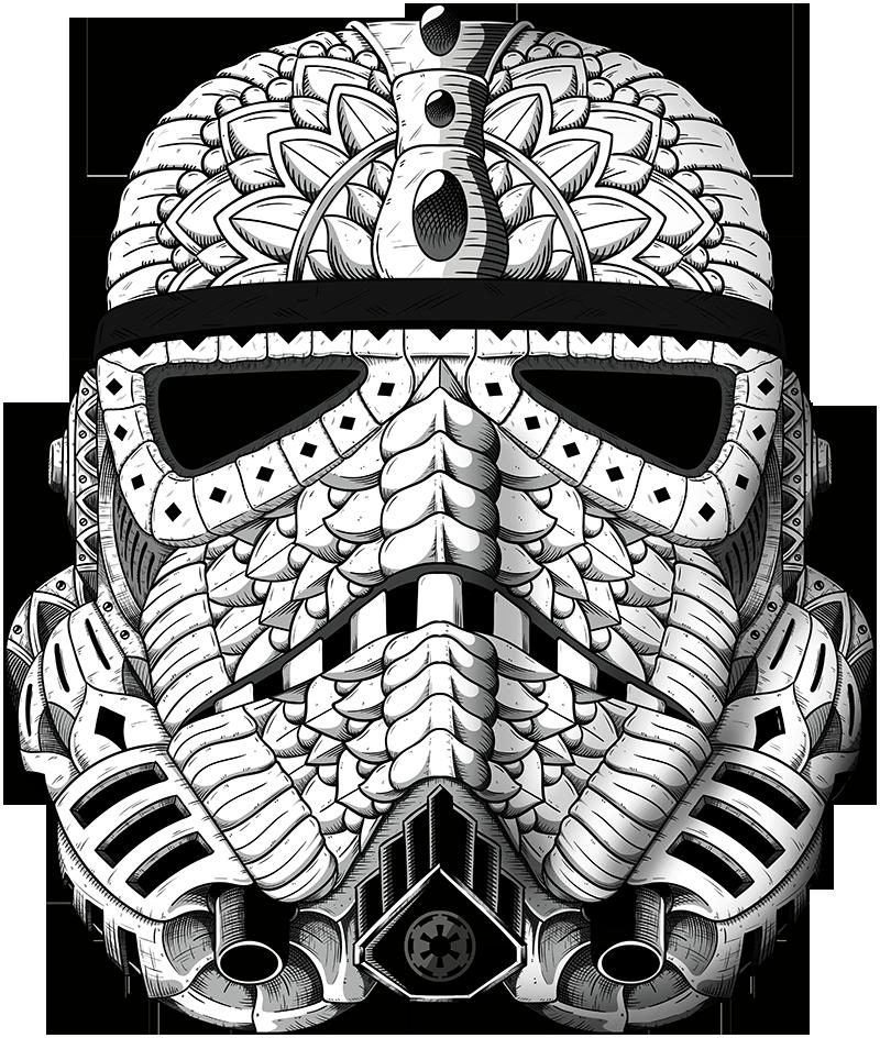 Organic Storm Trooper