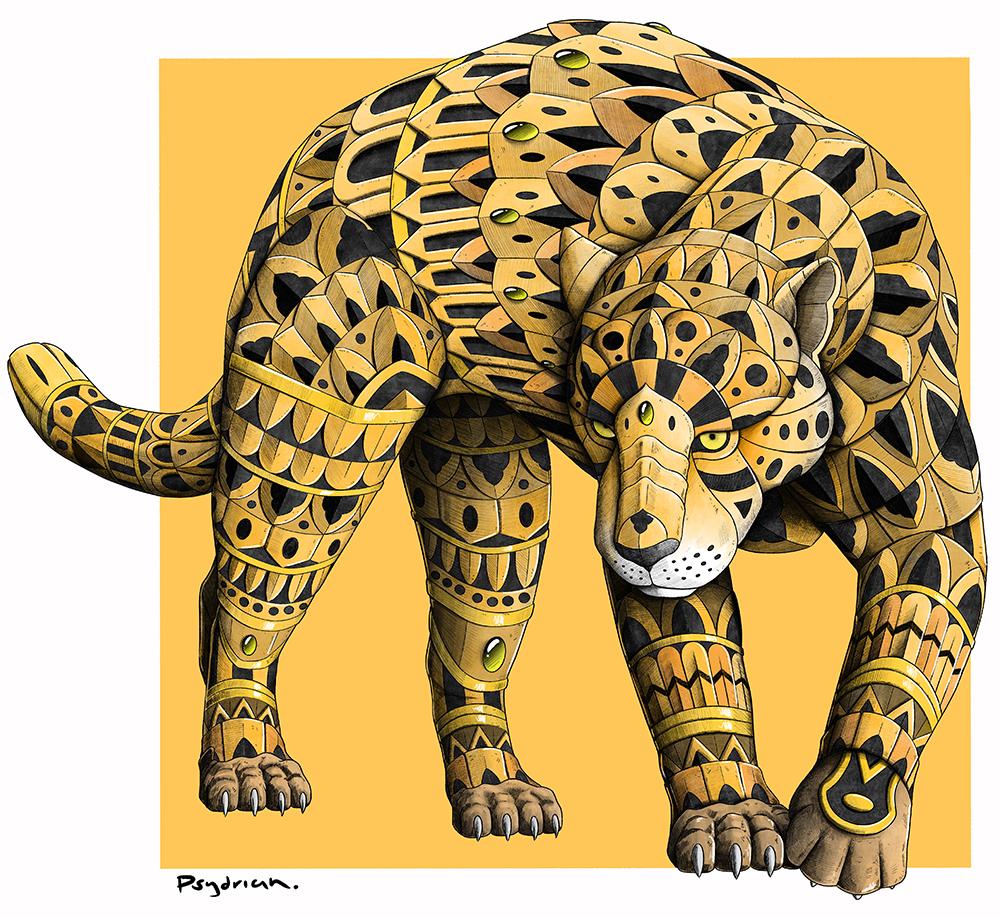 Jaguar completo