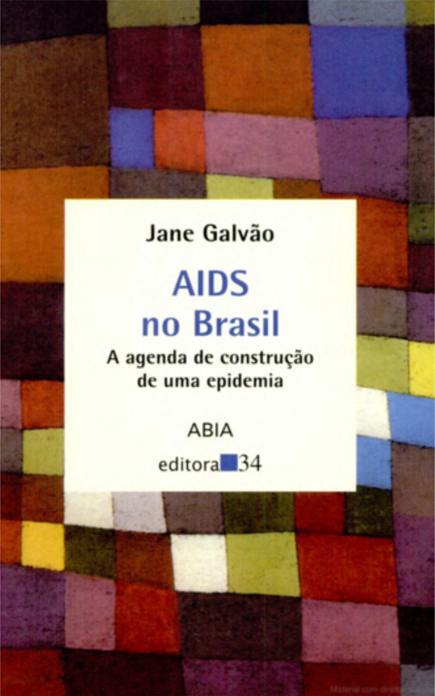 Livro Aids no Brasil