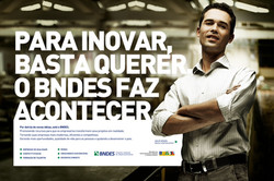 Campanha concorrência / BNDES