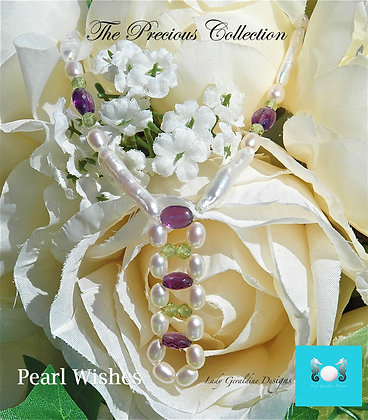Pearl Wishes Necklace