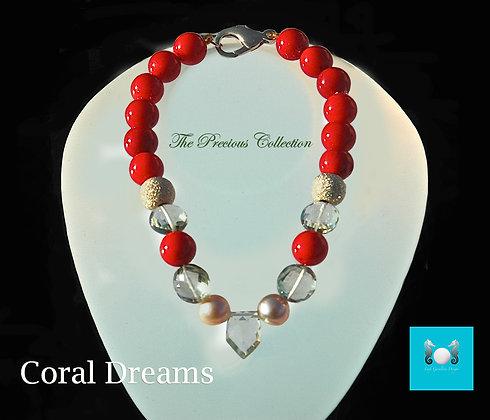 Coral Dreams Bracelet