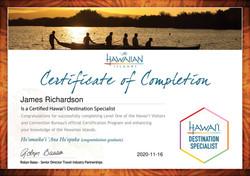 james-richardson-certification-two-selli