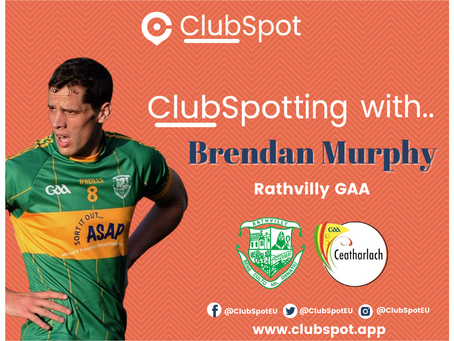 ClubSpotting with Brendan Murphy