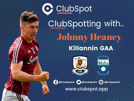 ClubSpotting with Johnny Heaney
