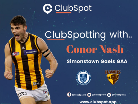 ClubSpotting with Conor Nash