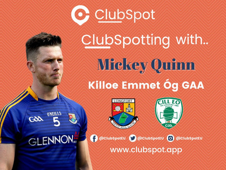 ClubSpotting with Mickey Quinn