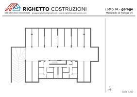 Mellaredo di Pianiga VE - Appartamenti Lotto 14